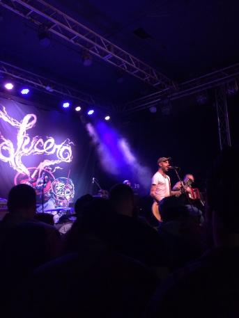 Lucero at Headliners