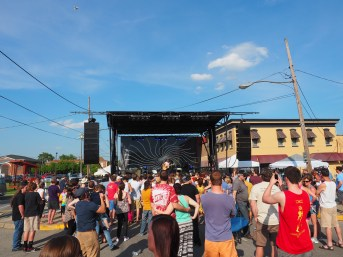 Boomtown Ball in New Albany, IN