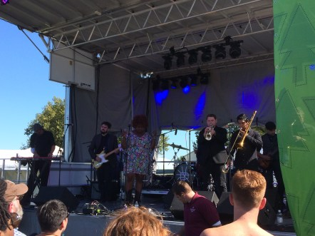 The Suffers at Lou Fest