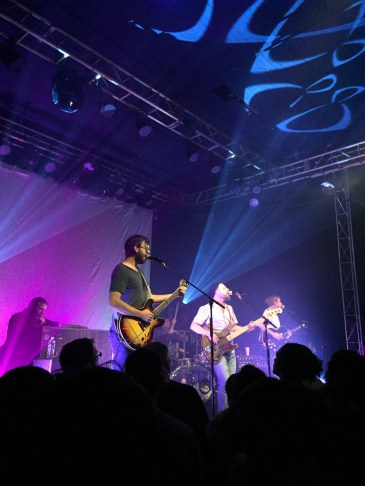 Dr. Dog late night show - Forecastle 2016