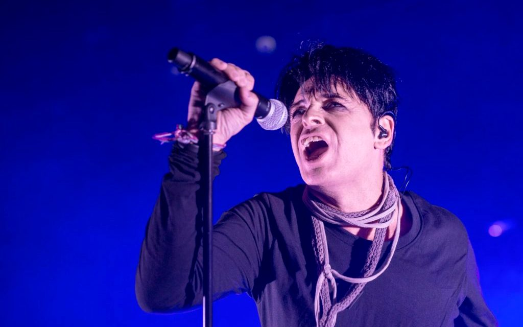 Gary Numan + Gang of Four @ Exhibition Centre, Liverpool