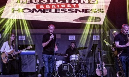 Musicians Against Homelessness 2017 @ Hangar 34