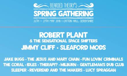 Bearded Theory Spring Gathering – With a 4 year old