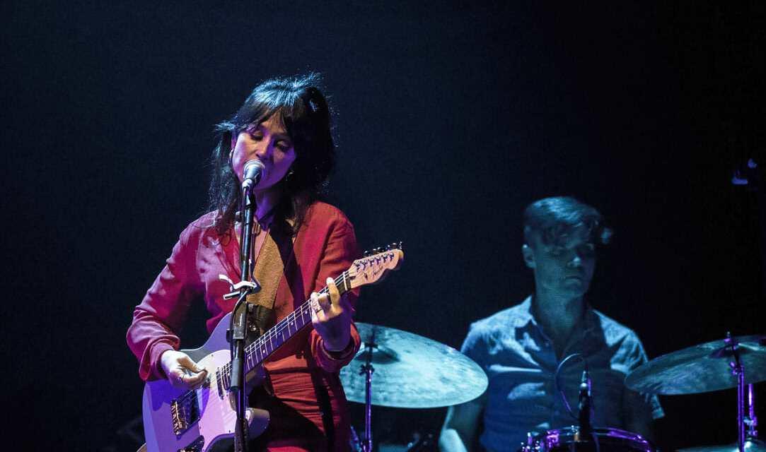 Bryan Ferry + Juanita Stein @ Liverpool Philharmonic