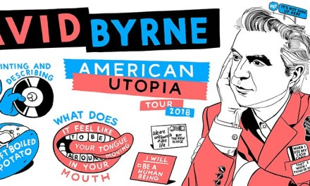 David Byrne adds 9 UK Arena Dates to his current world tour