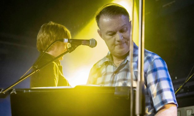 Edwyn Collins + Gabi Garbutt & The Illuminations – Gorilla, Manchester – Review