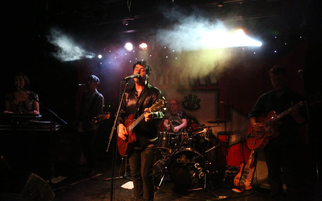 The Woodentops to play Chester's Live Rooms next week