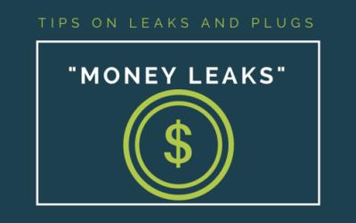 """""""Money Leaks"""""""