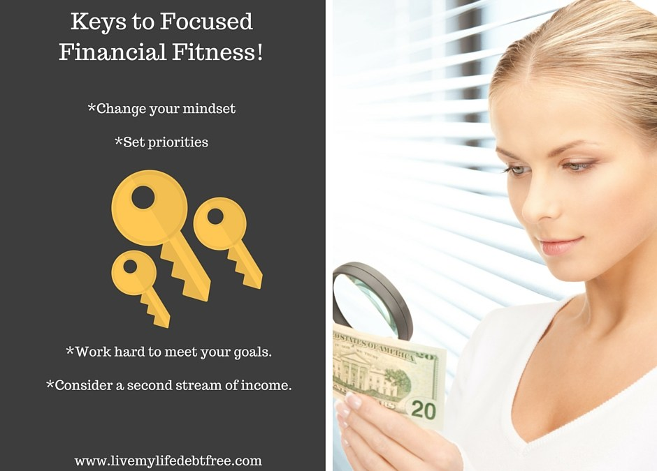 """Focused Financial Fitness!"""