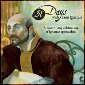 31 days with ignatius