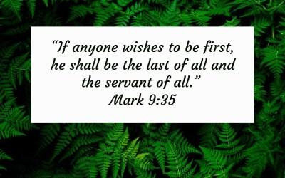 Sunday Scripture, September 19, 2021