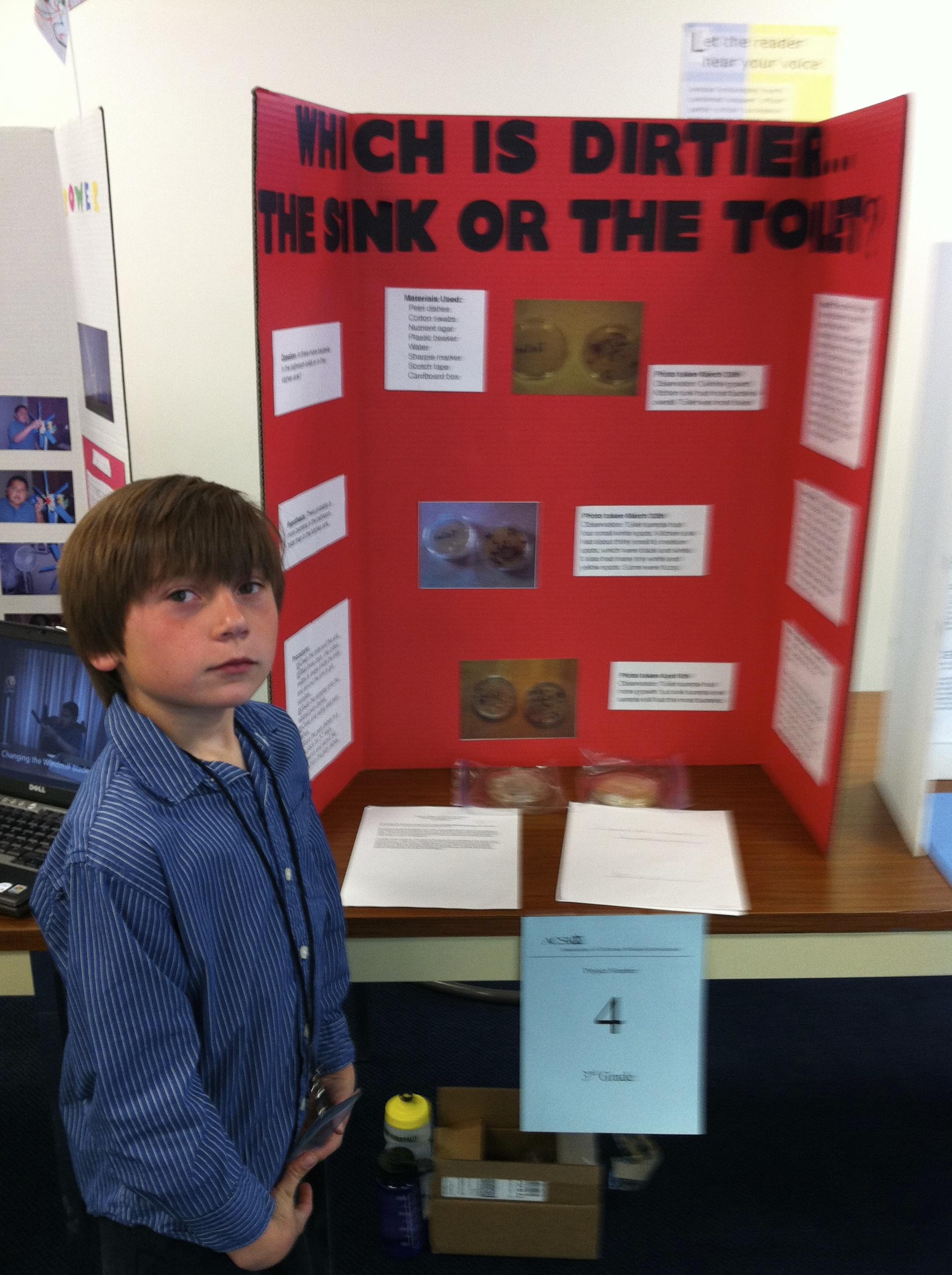 Easy Science Fair Project Ideas