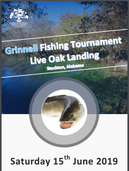 2019 Fathers Day Grinnell Tournament