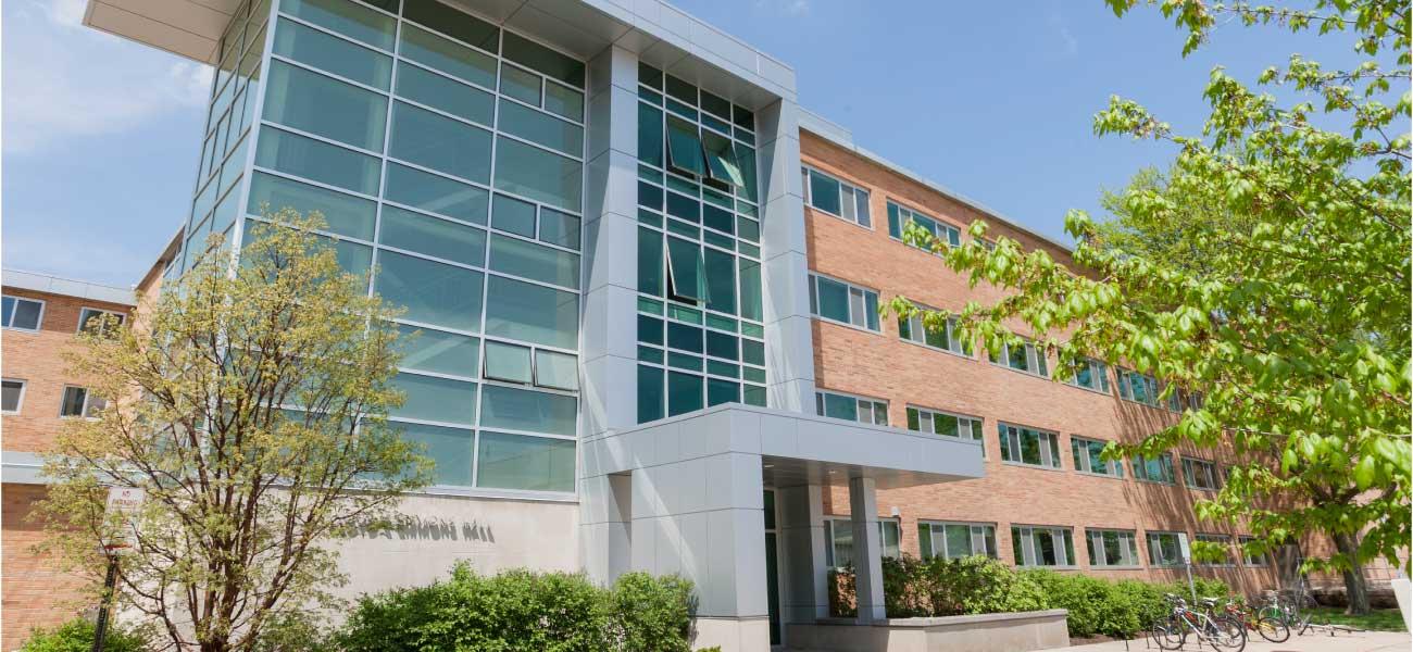 Emmons Hall Live On Michigan State University