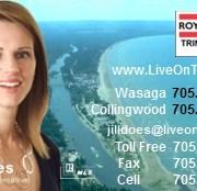 Jill Does, Real Estate Sales Representative, Realtor®
