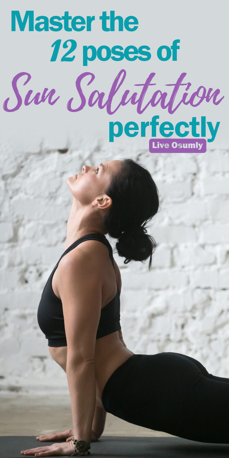 How To Do Sun Salutation Perfectly