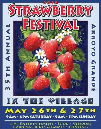 Memorial Day Weekend Event - 35th Annual Strawberry Festival
