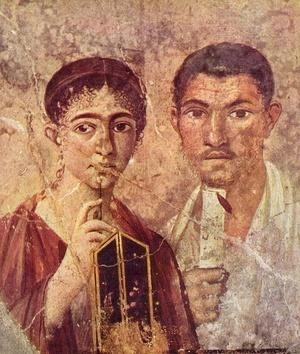 พลเมืองของ Patricia ในกรุงโรมโบราณ