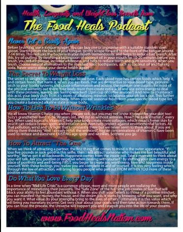 Foodheals LEad magnet1