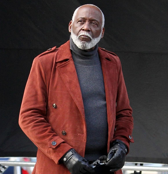 Image result for Richard Roundtree