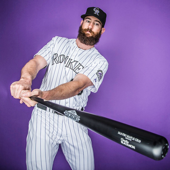 Baseball Player Charlie Blackmon Is He Dating Someone Or