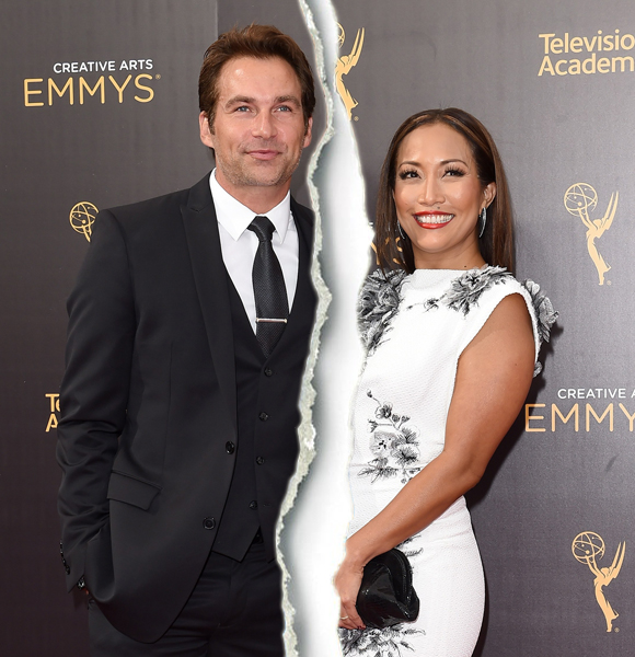No More Engaged! Carrie Ann Inaba Bails On What Could Have ...