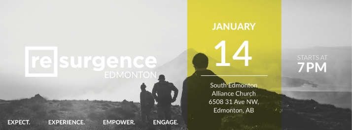 Resurgence Edmonton January 2017