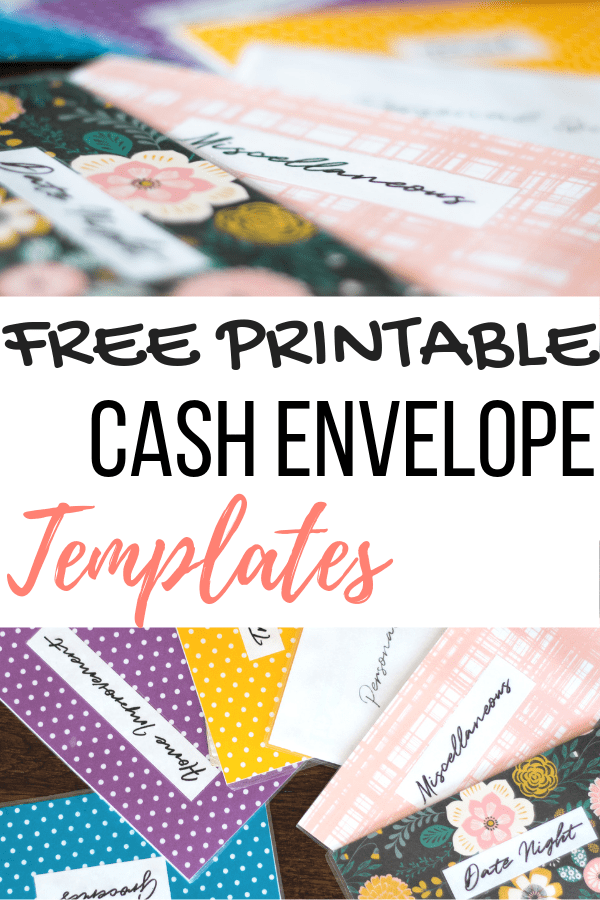 photo relating to Free Printable Money Envelopes named How toward Preserve Dollars Working with Money Envelopes + [Free of charge Printable