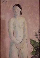 Luigi Chessa, «Nudo femminile», 1931
