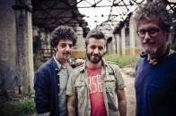 Niccolò Fabi, Daniele Silvestri e Max Gazzè giovedì 30 luglio 2015 all'Ippodromo delle Capannelle per il Rock in Roma 2015