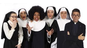 Sister Act il Musical: serata speciale di Capodanno il 31 dicembre al Teatro Brancaccio