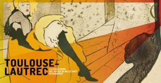 Toulouse-Lautrec, la collezione del Museo di Belle Arti di Budapest in mostra a Roma al Museo dell´Ara Pacis dal 4 dicembre 2015 all´8 maggio 2016