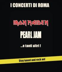 Pearl Jam al Rock in Roma 2016