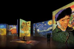 Van Gogh Alive: arriva a Roma la mostra multimediale dedicata al grande artista olandese