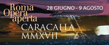 Terme di Caracalla: la stagione estiva 2017