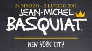 Jean-Michel Basquiat. New York City in mostra a Roma al Chiostro del Bramante dal 24 marzo al 2 luglio 2017