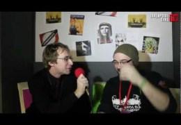 Liverpool Live TV at Threshold 2012 – Geoffrey Bumfries Interviews part 1