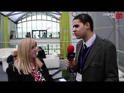 INTERVIEW: Elaine Bowker of Liverpool Community College at GEC 2012