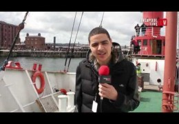 Liverpool Live TV at Sea Odyssey – Day Three