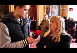 Liverpool Live TV talk to LCC principal Elaine Bowker about the Giant Spectacular
