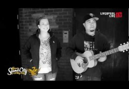 Liverpool Live TV Street Session for Sound City 2012 with Sietta
