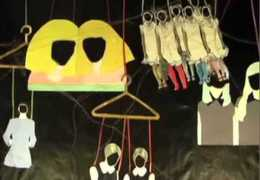 VIDEO: Stealing Sheep – Shut Eye