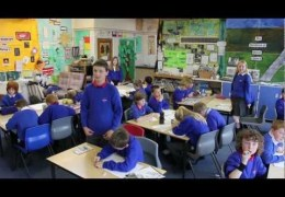 Waverton School's version of The 9ines Walk Tall