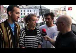 LLTV talk to All We Are at Mathew Street Festival 2012