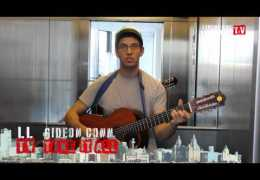 SESSION: Gideon Conn at the LLTV office