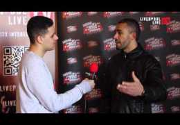 LLTV at the Liverpool Music Awards 2013 Launch Party: Ben talks to Mike Cave and Yaw Owusu