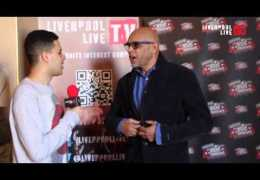 LLTV at the Liverpool Music Awards 2013 Launch Party: Ben talks to Chris Bye and Garry Christian