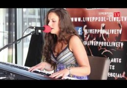 """LLTV at Wirral Festival of Firsts 2013: Sophia Ben-Yousef – """"Perfect"""""""