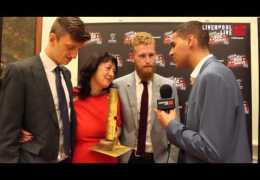 LLTV at The Liverpool Music Awards 2013: Single of the Year Winner – Rise and Fall