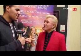 LLTV Panto Day: Ben talks to The Man in the Mirror (Herbert of Liverpool)